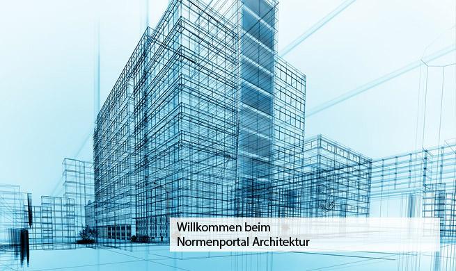 Normenportal Architektur – Startseite